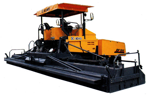 rp955型沥青混凝土摊铺机