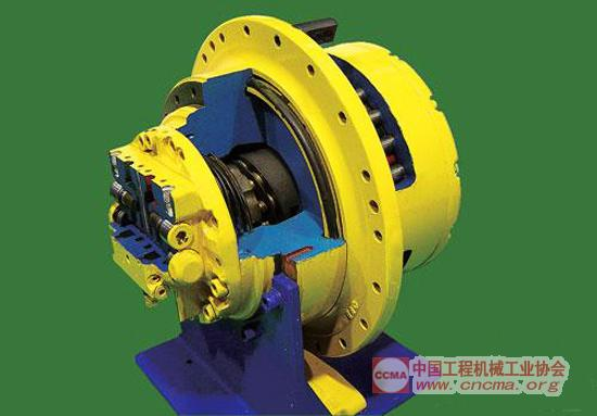 gm35vl型液压行走马达图片
