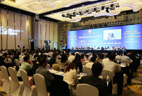 The 3rd Session of the 5th Member Representative Assembly of CCMA and the 16th China Construction Machinery Development Senior Forum was held in Liuzhou
