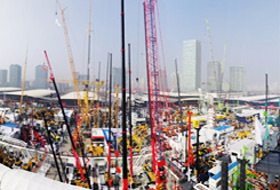 bauma CHINA 2018 Closed with a Perfect Ending